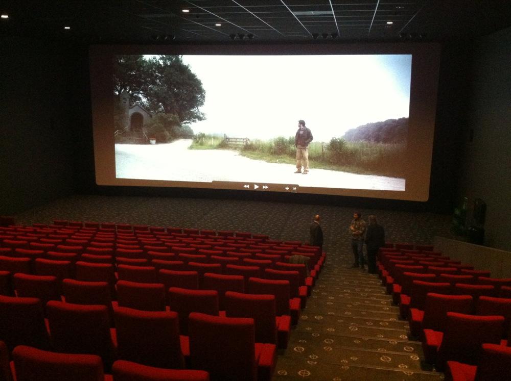 Gone Back Cinema check Utopolis